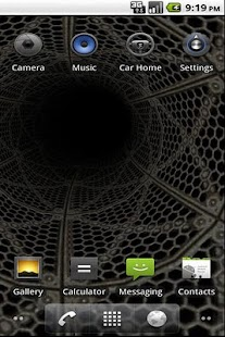 Epic 3D Tunnel  Live Wallpaper- screenshot thumbnail