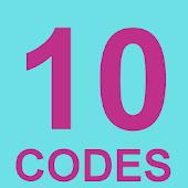 Ten Codes