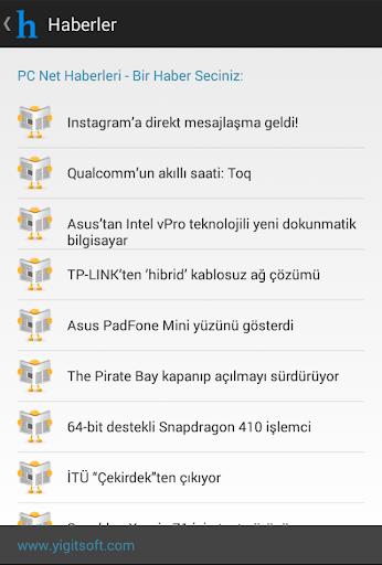 【免費新聞App】Haberci-APP點子