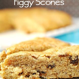 Figgy Scones.