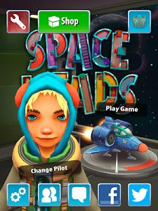 Space Heads v1.2.2.0