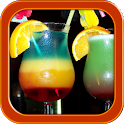 Christmas drinks recipes icon