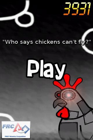Chickenator- screenshot