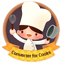 Converter for cooks icon