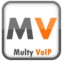 multy voip icon