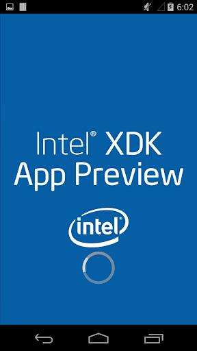 Intel App Preview