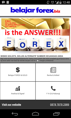 Belajar Forex - screenshot