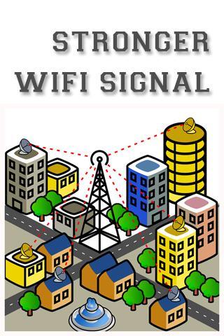 强大的WiFi信号