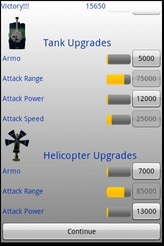 Army War Lite- screenshot