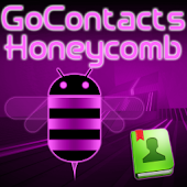 GOContacts- Pink Honeycomb
