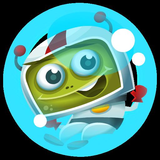 Hubble Bubbles LOGO-APP點子