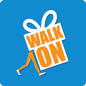 App WalkOn - Earn Fitness Rewards APK for Windows Phone