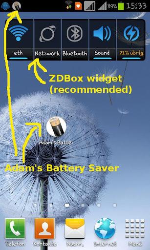 【免費工具App】Adam\'s 電池節電-APP點子