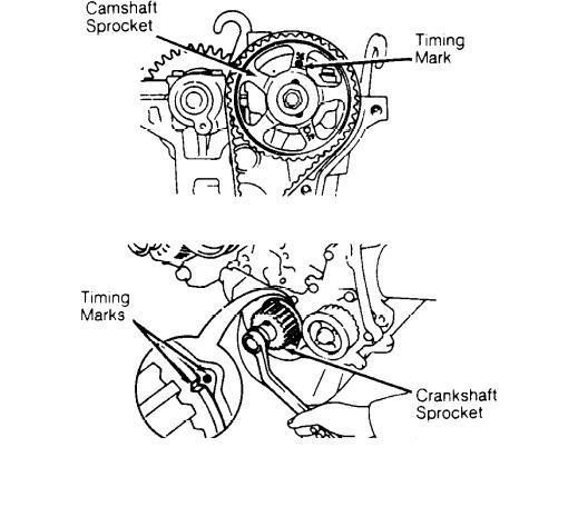 toyota corolla timing belt change