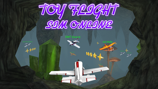 Toy Flight Simulator Online- screenshot thumbnail