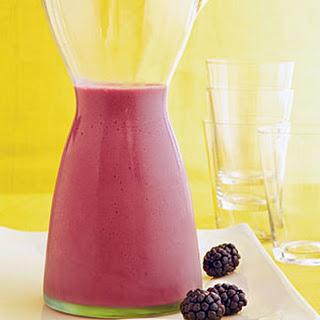 Blackberry Shake