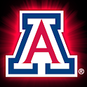 Arizona Wildcats Clock Widget logo