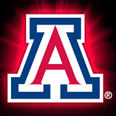 Arizona Wildcats Clock Widget