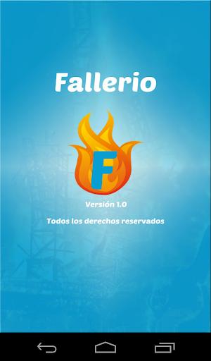 Fallas Valencia - Fallerio