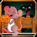 Laberinto del ratón loco icon