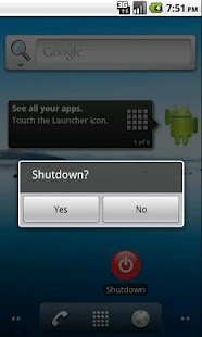 Shutdown - screenshot thumbnail