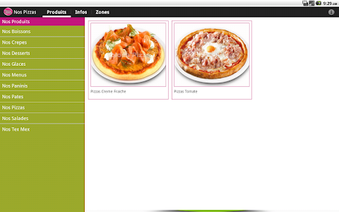 Pizza Tolosa screenshot 3