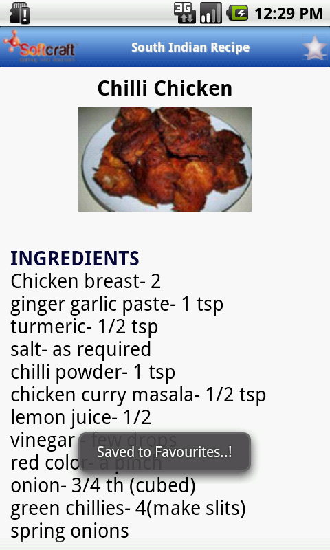 South indian recipe android apps on google play south indian recipe screenshot forumfinder