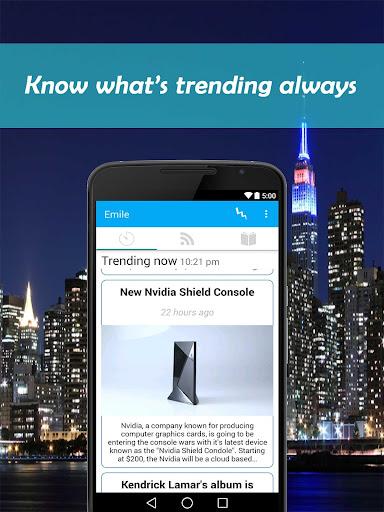 Trend Stalk