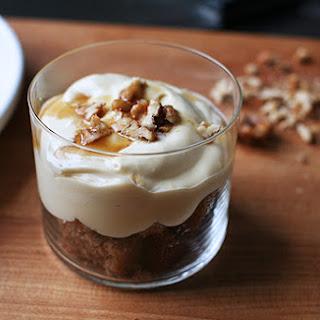 Maple Walnut Trifle