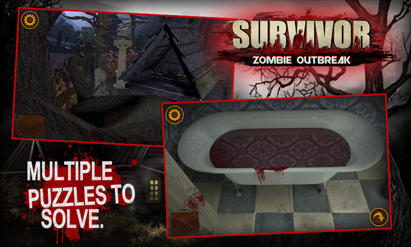 Survivor: Zombie Outbreak - screenshot