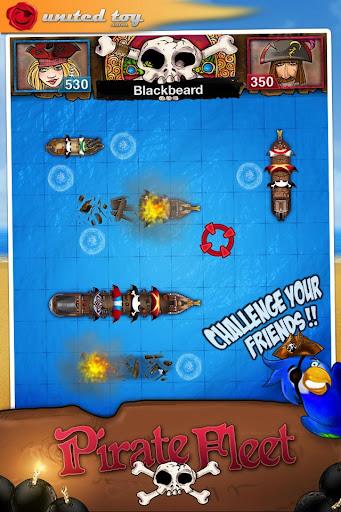 Battle by Ships+ PirateFleet+