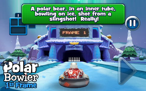 Polar Bowler 1st Frame- screenshot thumbnail