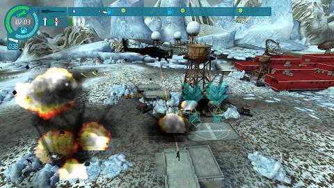 Choplifter HD Screenshot 8