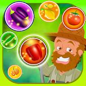 Farm Veggies Match 3 Puzzle
