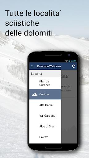 Dolomiti Super Ski Webcams