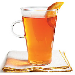Orange Spiced Tea.