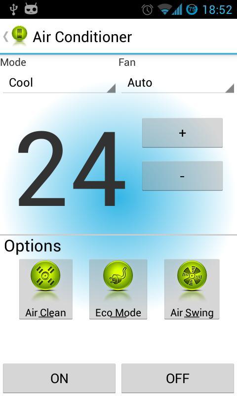 SoulissApp - Arduino SmartHome - screenshot