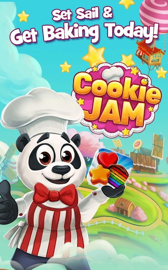 Cookie Jam- screenshot