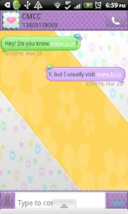 How to install GO SMS THEME/ColorfulHearts lastet apk for android