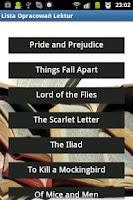 Screenshot of Books Summaries