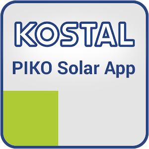 kostal piko solar app android appar p google play. Black Bedroom Furniture Sets. Home Design Ideas