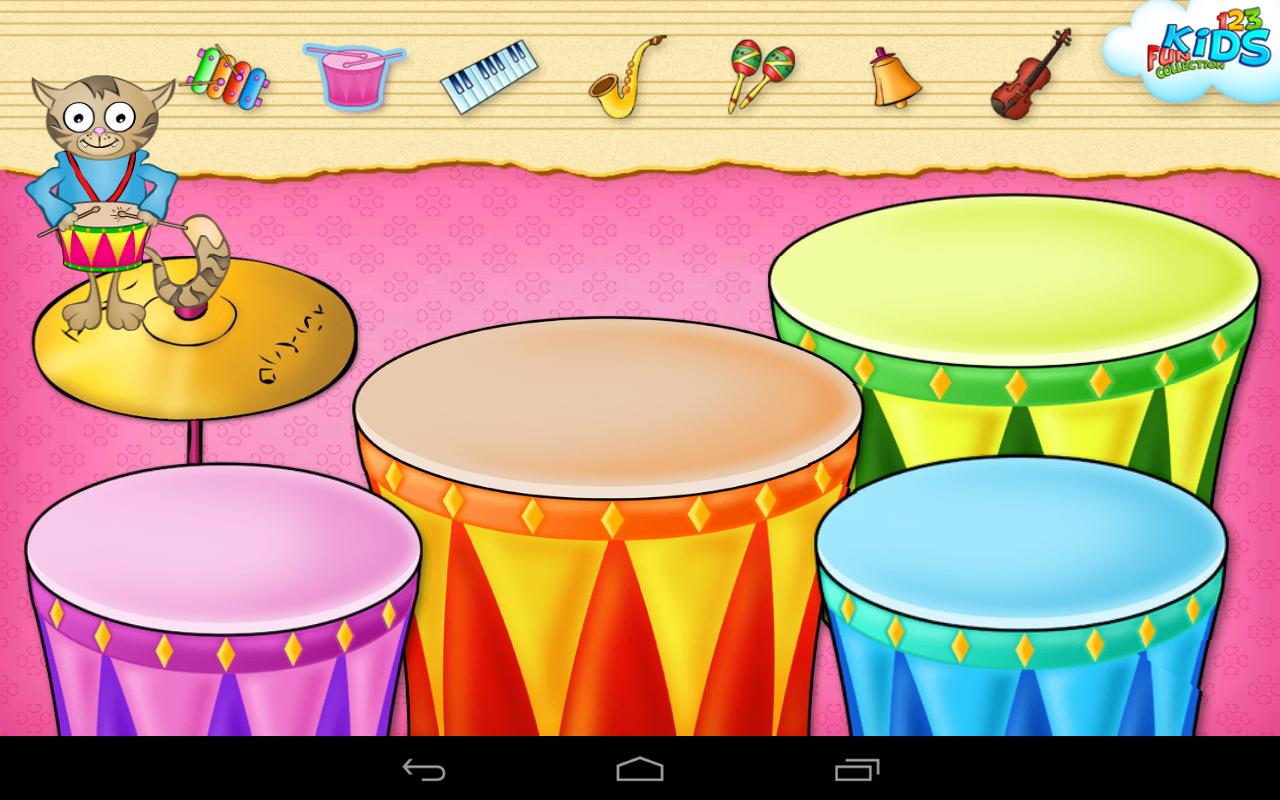 123 Kids Fun MUSIC Free - screenshot