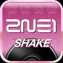 2NE1 SHAKE icon