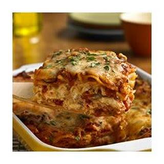 Umami-Rich Lasagna