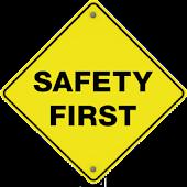 Safety First (TextTrax)