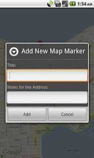 Location Saver Free- screenshot thumbnail