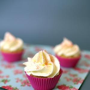 Orange and Vanilla Cupcakes