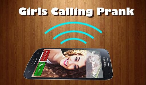 Fake Girl Call Alarm