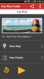 Key West Tour Guide - screenshot thumbnail