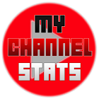 My channel stats icon